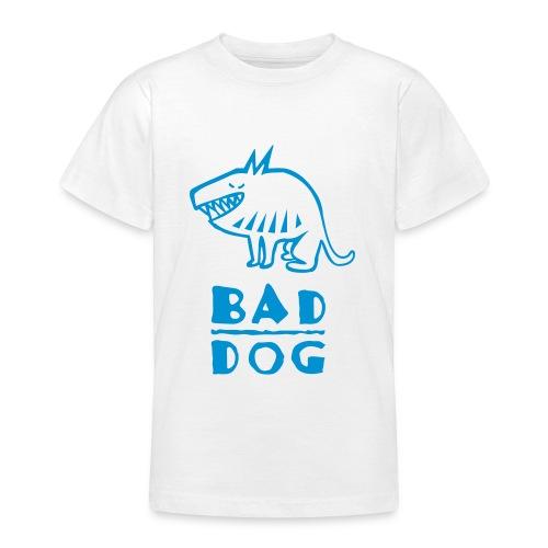 Mod. Bad dog - Camiseta adolescente