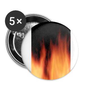 flame - Buttons small 25 mm