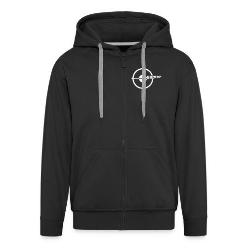 Gamer - Men's Premium Hooded Jacket