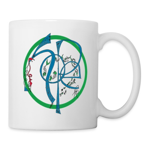 Mug of Hope - left hand mug! - Mug