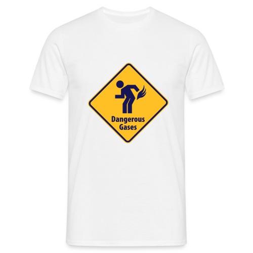 Gas - Men's T-Shirt