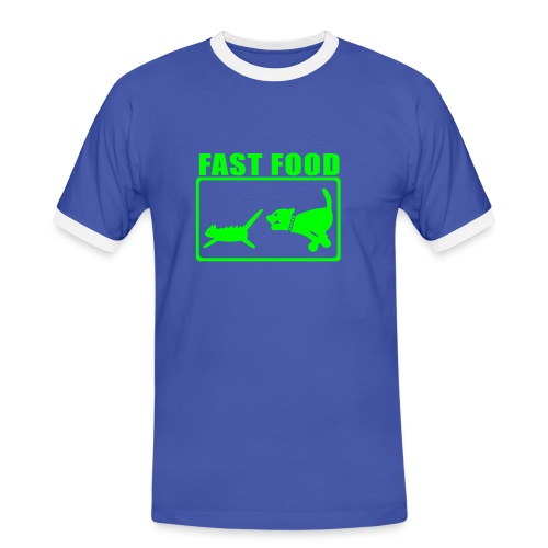 T-shirt - T-shirt contrasté Homme