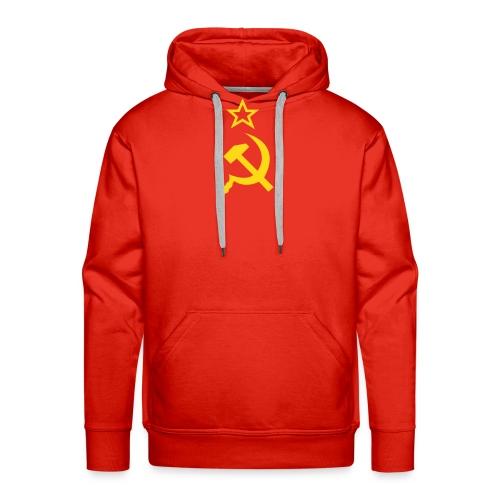 CCCP - Männer Premium Hoodie