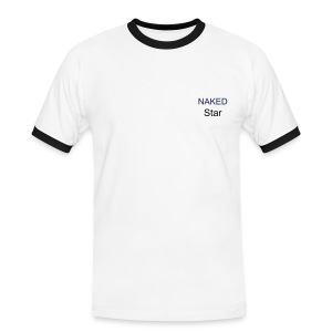 Naked Star - Men's Ringer Shirt