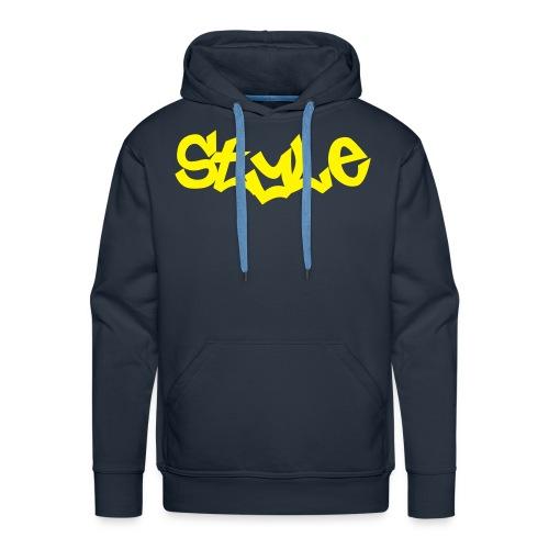 EE Style Hoody - Men's Premium Hoodie