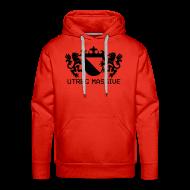 Hoodies & Sweatshirts ~ Men's Premium Hoodie ~ Utreg Massive Hoodie