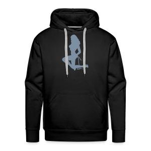 sex,surf hoodie - Mannen Premium hoodie