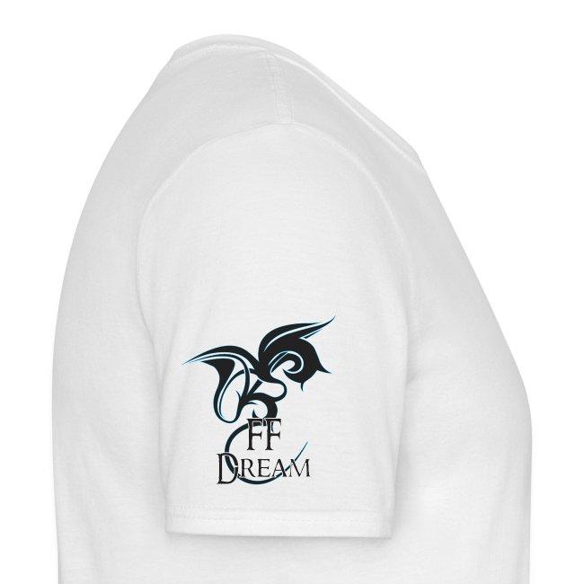 Classique FFDream - manche logo bleu