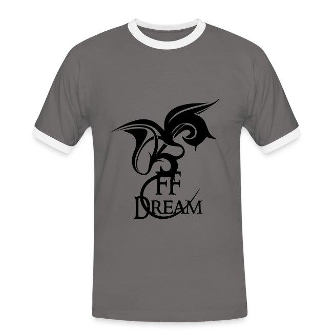 Rétro FFDream - logo noir