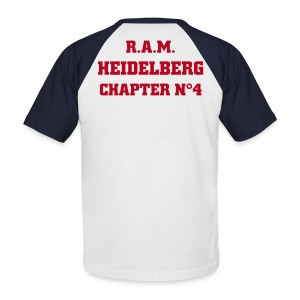 HEIDELBERG CHAPTER N°4 - T-shirt baseball manches courtes Homme