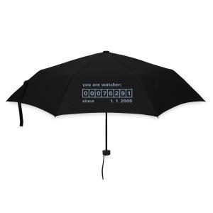 It's a rainy day.. - Paraply (liten)