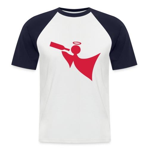Even Angels - Men's Baseball T-Shirt
