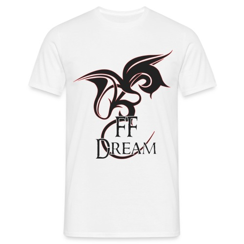 Classique FFDream - logo rouge - T-shirt Homme