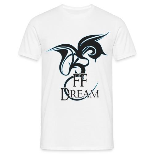 Classique FFDream - logo bleu - T-shirt Homme
