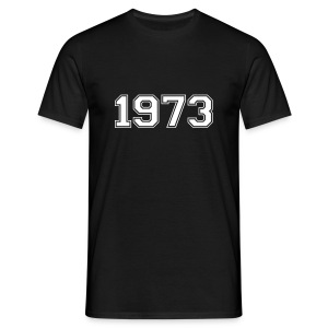 Plain 1973 - Men's T-Shirt