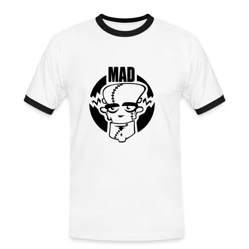 MAD - T-shirt contrasté Homme