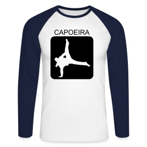 Capoeira Long sleeved sweater - Men's Long Sleeve Baseball T-Shirt