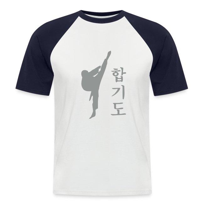 HAPKIDO Shirt Raglan Kurzarm