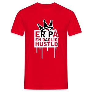 Daglig hustle - T-skjorte for menn