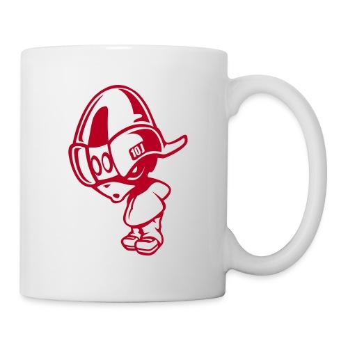 aahhh le matin bis!!!!!! - Mug blanc