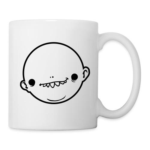 Mug pas beau! - Mug blanc