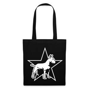 Star Bull Terrier - Tote Bag