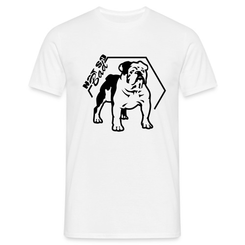 Bulldog Not so Bad - T-shirt Homme