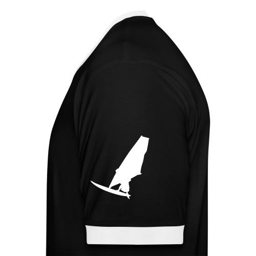 wind surf - T-shirt contrasté Homme