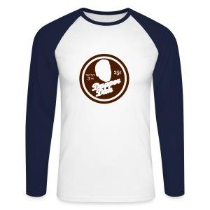 Dapper Dan - Men's Long Sleeve Baseball T-Shirt
