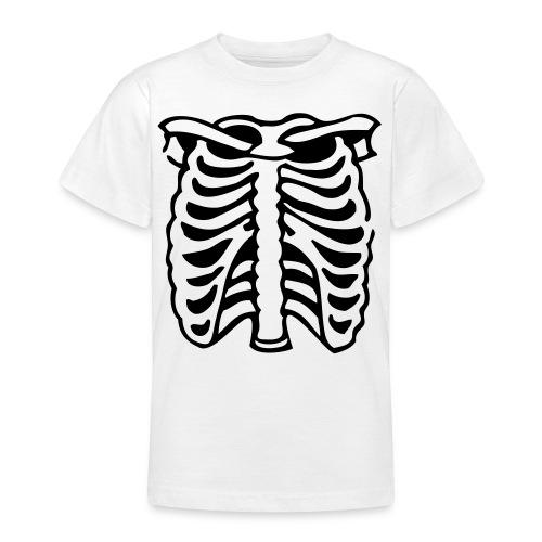 Skeleton T shirt - Teenage T-Shirt