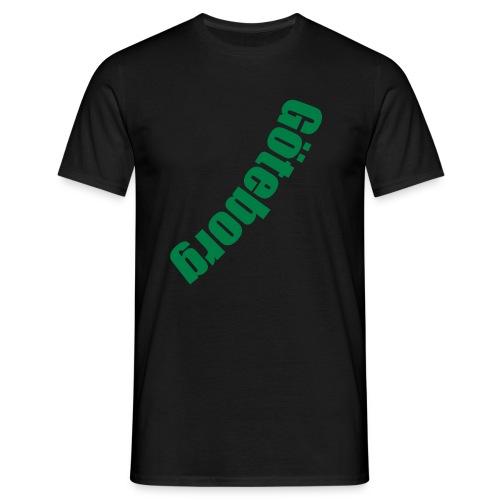 sné GBG - T-shirt herr