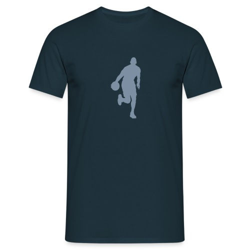B-ball T - Men's T-Shirt