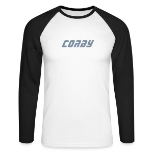 Corby L/Sleeve Tee - Men's Long Sleeve Baseball T-Shirt