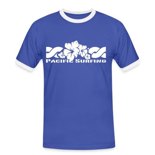 Pacific Surfing - T-shirt contrasté Homme