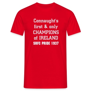 Connaught's Champions - T-Shirt  - Men's T-Shirt