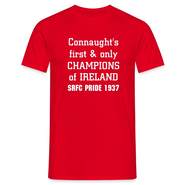 Connaught's Champions - T-Shirt