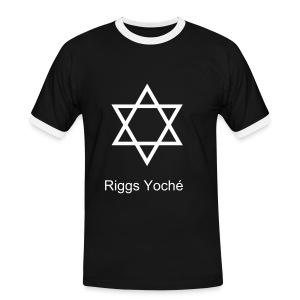 riggs youpin - T-shirt contrasté Homme
