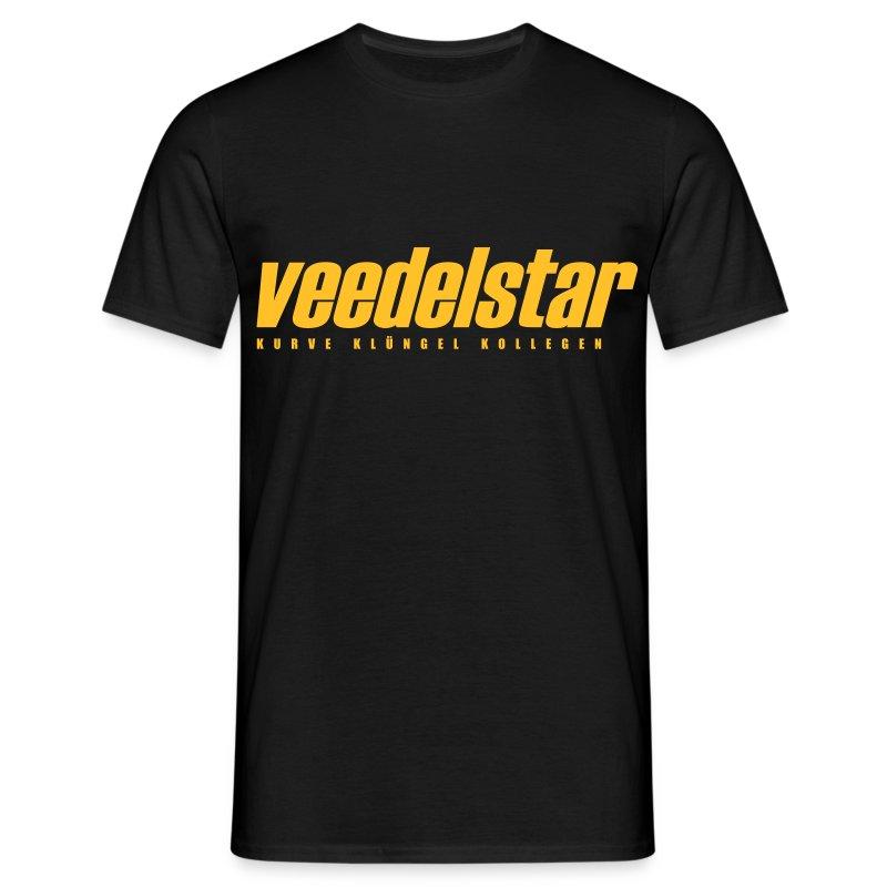 VEEDELSTAR T-Shirt - Männer T-Shirt