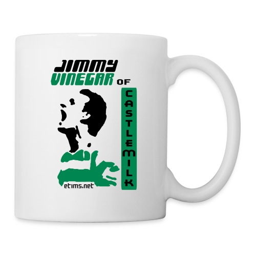 Jimmy Vinegar of Castlemilk - Mug