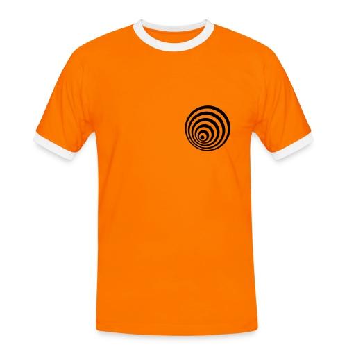 illusion - T-shirt contrasté Homme