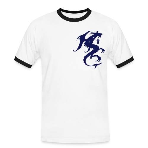 styli - T-shirt contrasté Homme