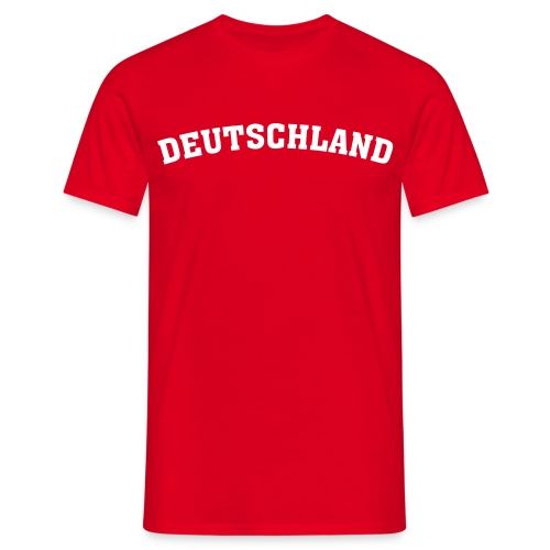 EM T-Shirt 03 - Männer T-Shirt