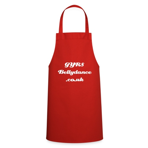 Apron Red Ref: AR1 - Cooking Apron