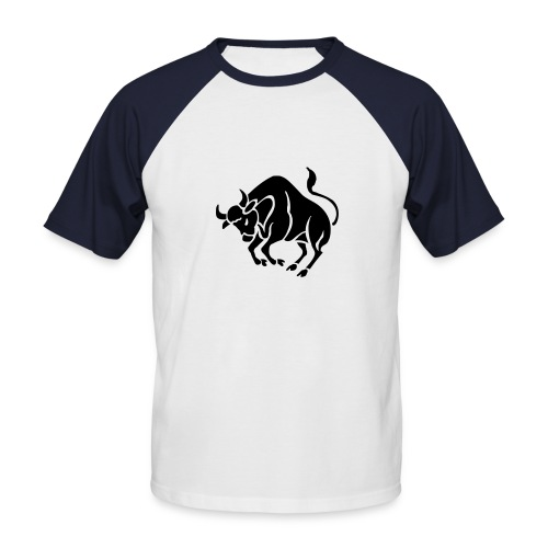 T-Shirt Zodiaque TAUREAU - T-shirt baseball manches courtes Homme
