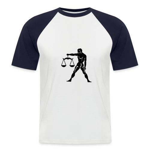 T-Shirt Zodiaque BALANCE - T-shirt baseball manches courtes Homme