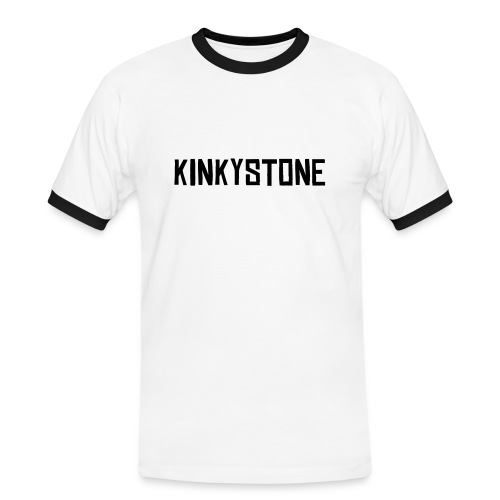 kinkystone t shirt - Men's Ringer Shirt