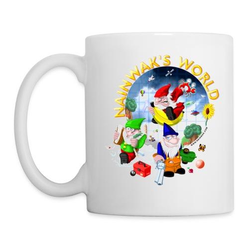 Mug Nainwak's World - Mug blanc