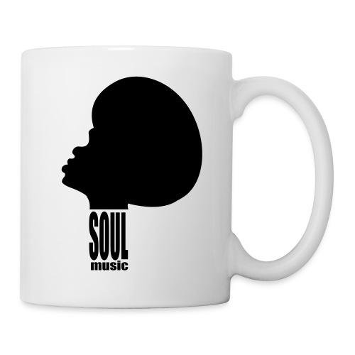 Tasse Soul Music 2 - Mug blanc