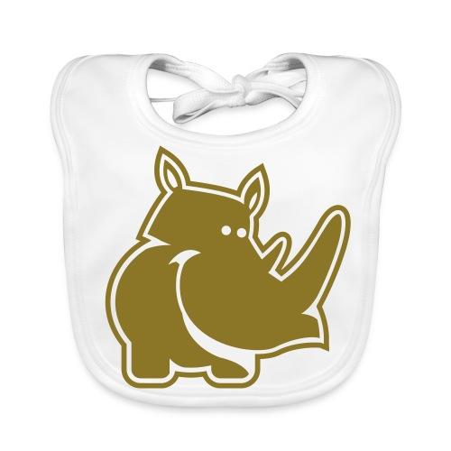Rhino Bib - Baby Organic Bib