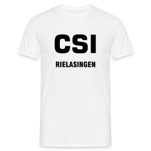 City-Fun-Shirt Rielasingen  - Männer T-Shirt
